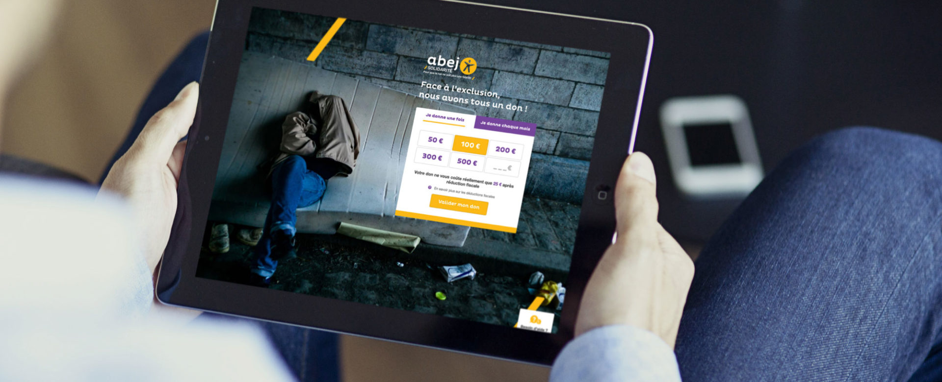 fundraising digital fundraising web